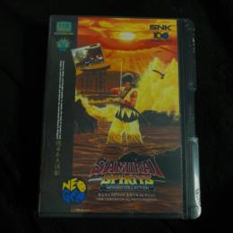 SAMURAI SPIRITS NEO GEO COLLECTION LIMITED PACK (Japan) by SNK/DIGITAL ECLIPSE