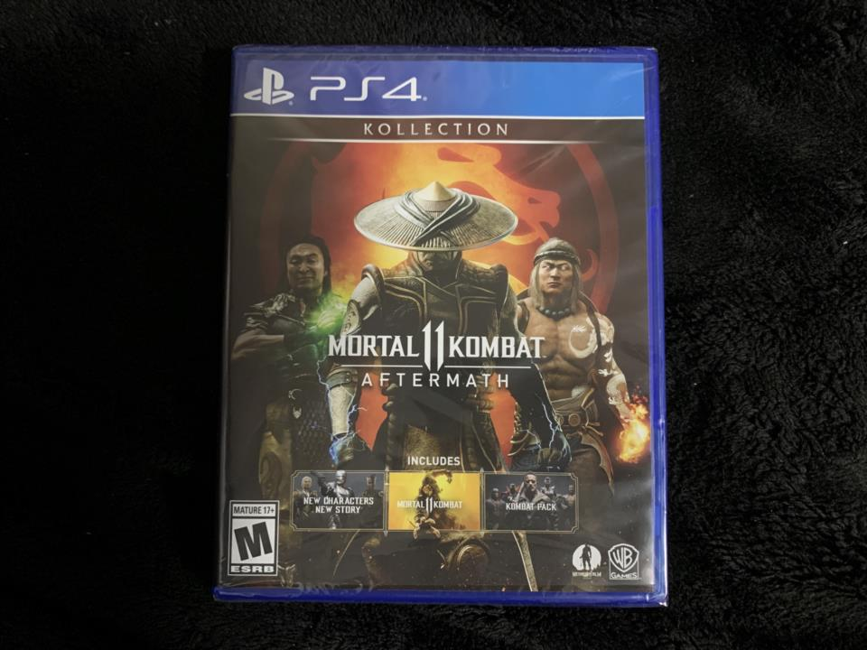 MORTAL KOMBAT 11 AFTERMATH (US) by NETHERREALM STUDIOS