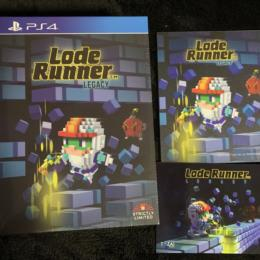 Lode Runner LEGACY Collector's Edition (Germany) by TOZAI GAMES/ESQUADRA