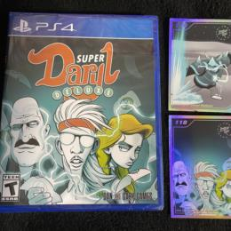 SUPER Daryl DELUXE (US) by DAN AND GARY GAMES