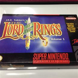 THE LORD OF THE RINGS Volume 1 (US) by Interplay