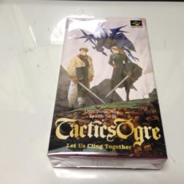 Tactics Ogre (Japan) by Quest