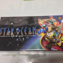 STAR OCEAN (Japan) by tri-Ace