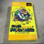 SUPER MARIO WORLD (Japan) by Nintendo