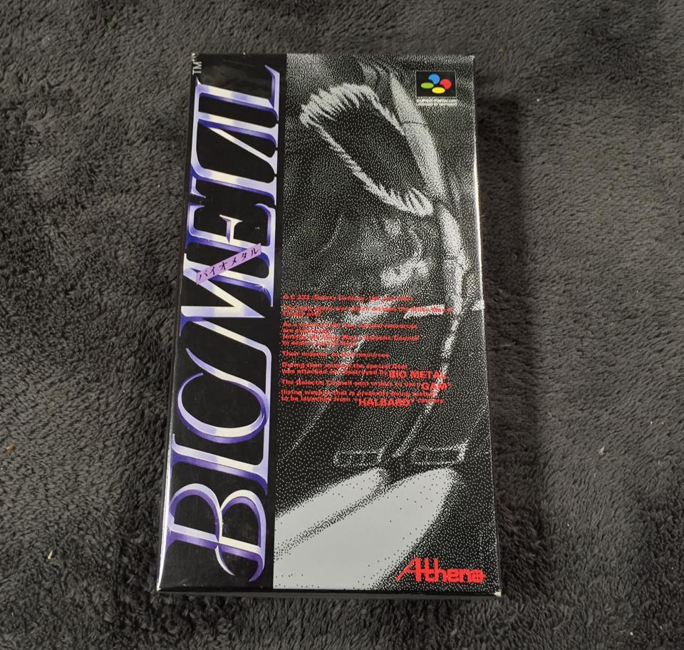 BIOMETAL (Japan) by Athena