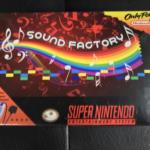Sound Factory (US) by Nintendo