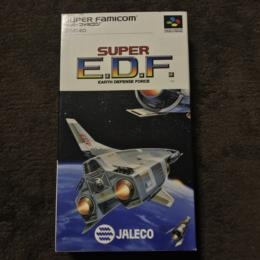 SUPER E.D.F. (Japan) by JALECO