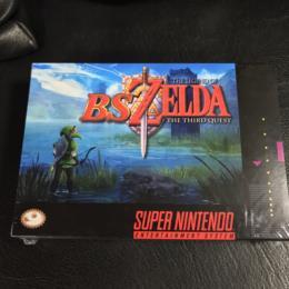 BS THE LEGEND OF ZELDA (US) by Nintendo
