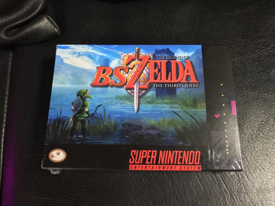 BS THE LEGEND OF ZELDA (US) by Nintendo