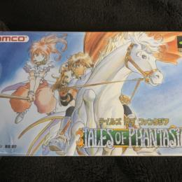 TALES OF PHANTASIA (Japan) by WOLF TEAM