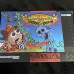 SYDNEY HUNTER AND THE CAVERNS OF DEATH (US) by COLLECTORVISION Games