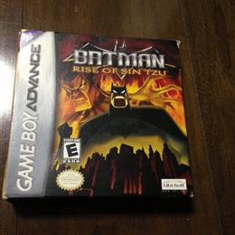 BATMAN: RISE OF SIN TZU (US) by UBISoft