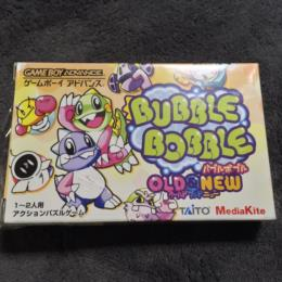 BUBBLE BOBBLE OLD & NEW (Japan) by TAITO