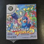 ROCKMAN WORLD 5 (Japan) by Minakuchi Engineering