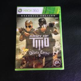 ARMY OF TWO: The Devil's Cartel (Asia) by ELECTRONIC ARTS MONTREAL