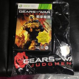 GEARS OF WAR: JUDGMENT LIMITED EDITION + T-Shirt/Keychain (Asia) by PEOPLE CAN FLY