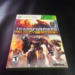 TRANSFORMERS: FALL OF CYBERTRON (US) by HIGH MOON STUDIOS
