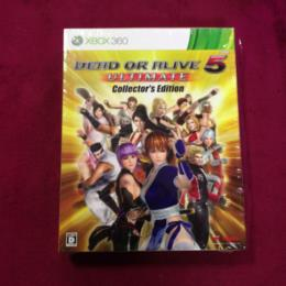 DEAD OR ALIVE ULTIMATE Collector's Edition (Japan) by Team NINJA