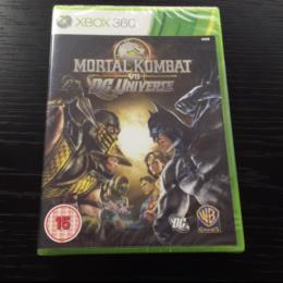 MORTAL KOMBAT VS DC UNIVERSE (UK) by MIDWAY
