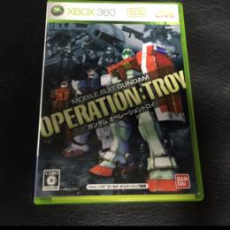 MOBILE SUIT GUNDAM OPERATION: TROY (Japan) by Dimps