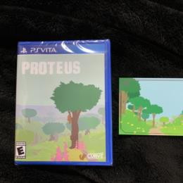 PROTEUS (US) by TWISTED TREE GAMES/CURVE STUDIOS