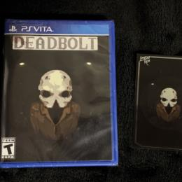 DEADBOLT (US) by HOPOO GAMES/CODE MYSTICS