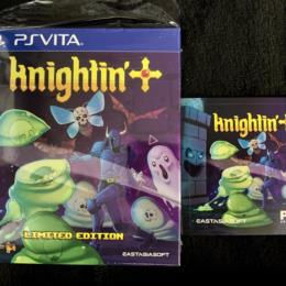 knightin'+ LIMITED EDITION (Asia) by Muzt Die Studios/RATALAIKA GAMES