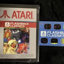 ATARI FLASHBACK CLASSICS (US) by ATARI/CODE MYSTICS