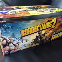 BORDERLANDS 2 ULTIMATE LOOT CHEST LIMITED EDITION (US) by gearbox software