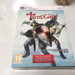 the first templar SPECIAL EDITION (UK) by HAEMIMONT GAMES