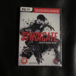 SYNDICATE EXECUTIVE PACKAGE EDITION (UK) by STARBREEZE STUDIOS