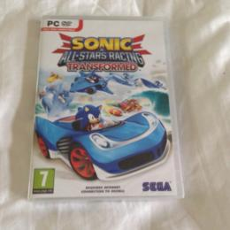 SONIC & ALL-STARS RACING TRANSFORMED (UK) by SUMO DIGITAL