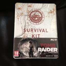 TOMB RAIDER Collector's Edition (UK) by CRYSTAL DYNAMICS