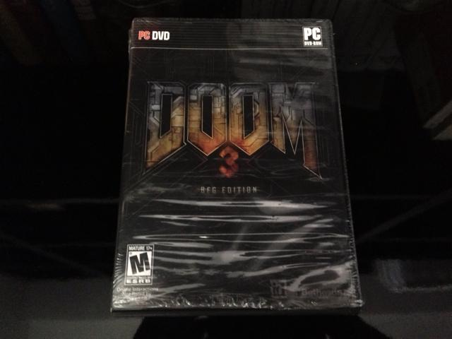 DOOM 3 BFG EDITION (US) by id software