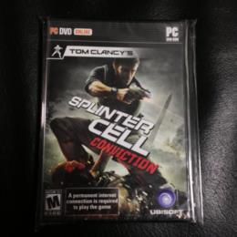 SPLINTER CELL: CONVICTION (US) by UBISoft Montreal
