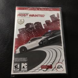 NEED FOR SPEED: MOST WANTED LIMITED EDITION (US) by Criteriongames