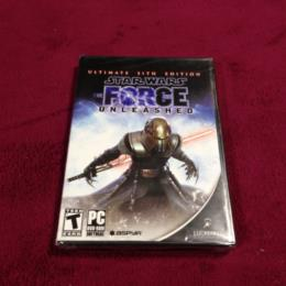 STAR WARS: THE FORCE UNLEASHED ULTIMATE SITH EDITION (US) by LUCASARTS