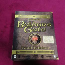 Baldur's Gate Gold Edition (US) by BiOWARE