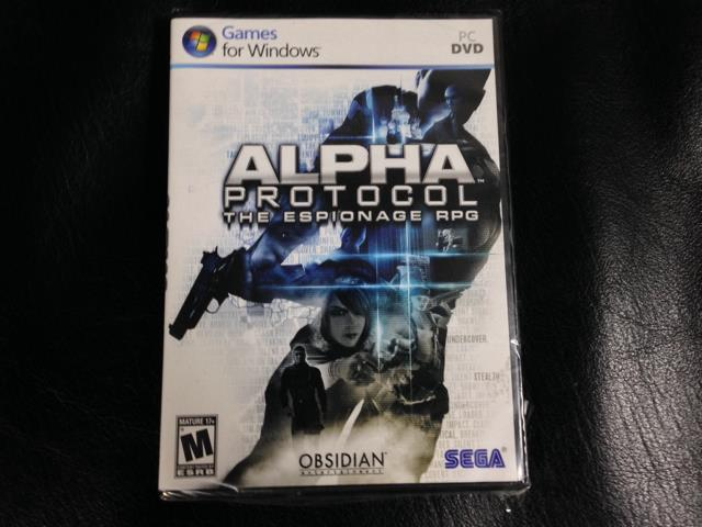 ALPHA PROTOCOL (US) by OBSIDIAN entertainment