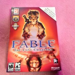 FABLE: THE LOST CHAPTERS (US) by LIONHEAD STUDIOS