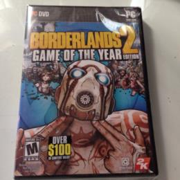 BORDERLANDS 2 GAME OF THE YEAR EDITION (US) by gearbox software