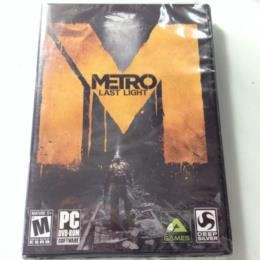 METRO: LAST LIGHT (US) by 4A GAMES