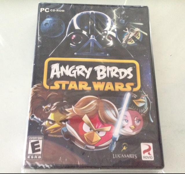 ANGRY BIRDS: STAR WARS (US) by ROVIO