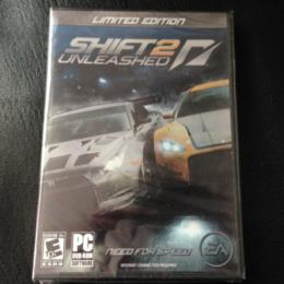 NEED FOR SPEED: SHIFT 2 UNLEASHED LIMITED EDITION (US) by SLIGHTLY MAD STUDIOS