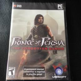 PRINCE OF PERSIA: THE FORGOTTEN SANDS (IS) by UBISoft Montreal