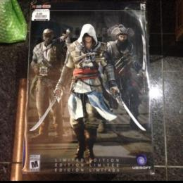 ASSASSIN'S CREED IV LIMITED EDITION (US) by UBISoft Montreal