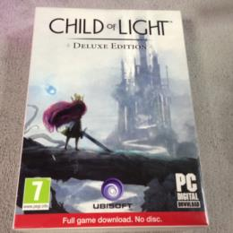 CHILD OF LIGHT DELUXE EDITION (EU) by UBISOFT Montreal