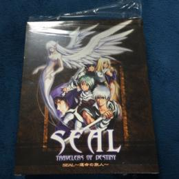 SEAL: TRAVELERS OF DESTINY (Japan) by G&B