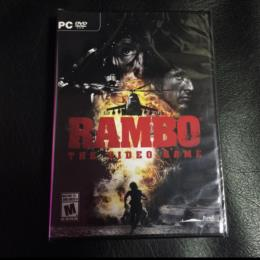 RAMBO THE VIDEO GAME (US) by TEYON