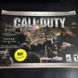 CALL OF DUTY LIMITED EDITION BOX (US) by infinity ward